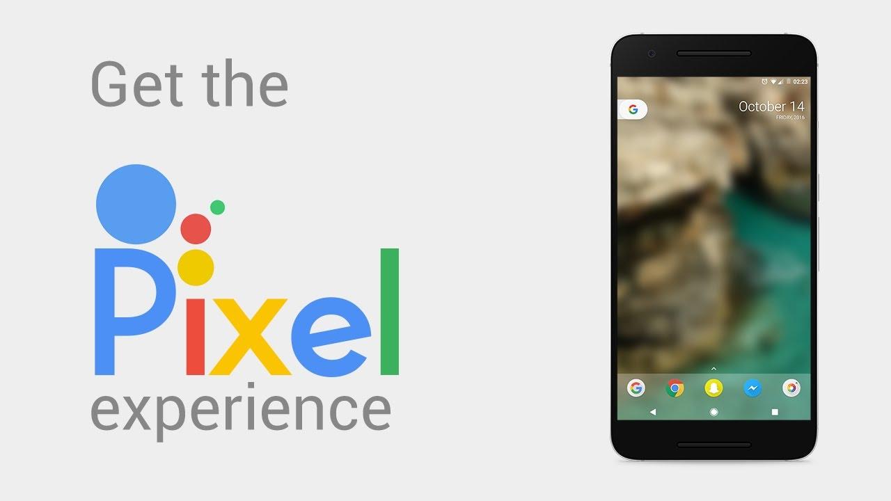 Custom ROM OnePlus 3 Pixel Experience